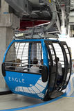 Arthurs Seat Eagle Skylift Royalty Free Stock Photo