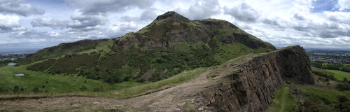 Arthurs Seat, edinburgh Royalty Free Stock Image