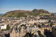 Arthurs Seat - Edinburgh, Scotland, UK Stock Images