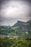 Arthurs Seat Royalty Free Stock Images