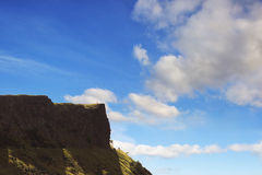 Arthurs Seat i Edinburg, Skottland Royaltyfria Bilder