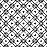 Arti in bianco e nero di vettore del modello senza cuciture del fondo illustrazione di stock