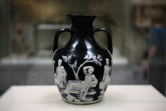 Arti in British Museum Fotografia Stock