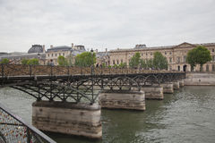 Arti del DES di Pont a Parigi Fotografia Stock