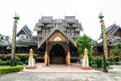 Arti del Myanmar del tempio Fotografia Stock Libera da Diritti
