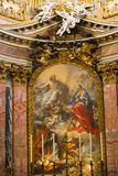 Arti del san Mary Major Basilica - Italia Immagini Stock