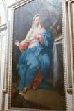 Arti del san Mary Major Basilica - Roma Fotografie Stock