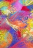 Arti della parete Immagini Stock