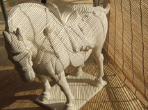 Arti e cavallo dei mestieri Fotografia Stock