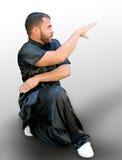 Arti marziali Fotografia Stock Libera da Diritti