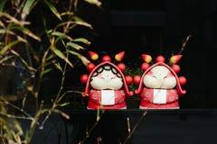 Arti tradizionali cinesi e mestieri Fotografia Stock