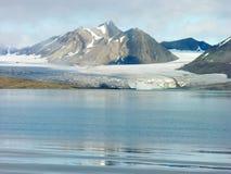 Artic Glacier Stock Image