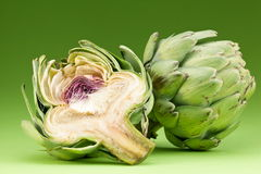 Artichoke. Royalty Free Stock Photography