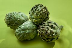 Artichoke Royalty Free Stock Image