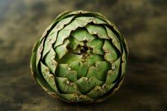 Artichoke. A still life of an artichoke stock photography