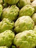 Artichoke. On a vegetables shop stock photo