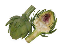 Artichoke Royalty Free Stock Photography