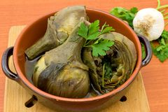 Artichoke, artichoke Stock Photos