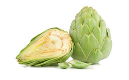 Artichoke fresh Royalty Free Stock Photo