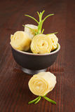 Artichoke hearts. Royalty Free Stock Photo
