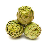 Artichoke isolated Stock Photo