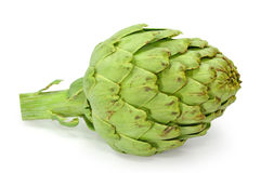 Artichoke isolated on white Stock Image