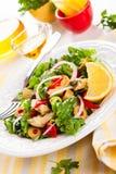 Artichoke Salad Stock Photos