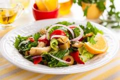 Artichoke Salad Royalty Free Stock Photos