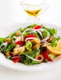 Artichoke Salad Stock Image
