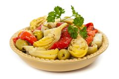Artichoke Salad stock images
