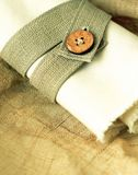 Daily Article. Linen, fabric royalty free stock image