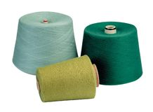 Daily Article. Large spools of industrial thread royalty free stock images