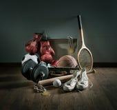 Article de sport d'adolescent Images libres de droits