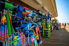 Articles de plage à vendre Image stock