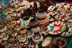 Articles faits main du Panama Photographie stock libre de droits