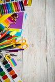 Articles pour la créativité du ` s d'enfants images libres de droits