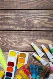 Articles pour la créativité du ` s d'enfants images stock
