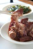 Articolazione del maiale Fotografia Stock