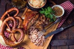 Articolazione fresca per Oktoberfest Immagine Stock