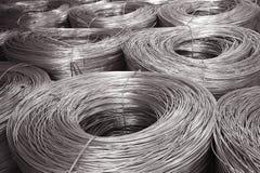 Articoli di alluminio Fotografia Stock