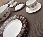 Articoli di ceramica Immagine Stock Libera da Diritti