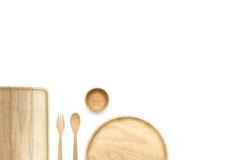 Articolo da cucina di legno immagine stock libera da diritti
