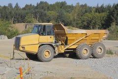 Articulated Dump Truck Stock Photos