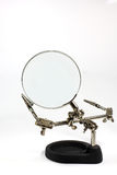 Articulated magnifier Royalty Free Stock Photo