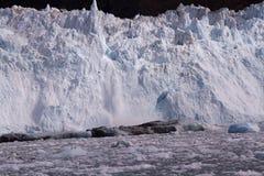 Artide Groenlandia del ghiaccio galleggiante immagine stock libera da diritti