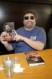 Artie Lange appearance. Artie Lange of the Howard Stern Show signing his new book Too Fat To Fish at the Barnes and Noble Bookstore at The Grove in Los Angeles stock images