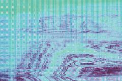 Artifact green vhs glitch background,  pixel. Artifact green vhs glitch background abstract noise,  pixel royalty free illustration