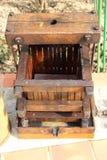 Artifact of wine making Stock Photo