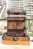 Artifact of wine making Stock Photos