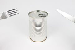 Artifical lunch Royalty Free Stock Photos